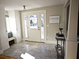 cottage dining rooms. SoPo Cottage: Dining Room And Foyer: Before After Paint: Benjamin Moore Color Cottage Rooms