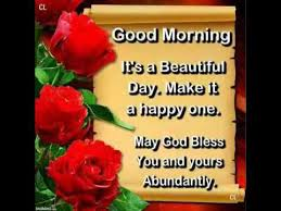 Jesus Christ Good Morning Quotes Best of Good Morning Blessed Family In The Lord Jesus Christ YouTube