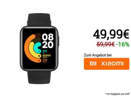 Mi Watch Lite: Xiaomi verkauft ...