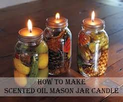 how to make scented oil mason jar candle jpg