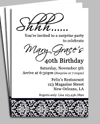 free printable surprise birthday party invitati fabulous free th birthday party invitation templates ideas diy free