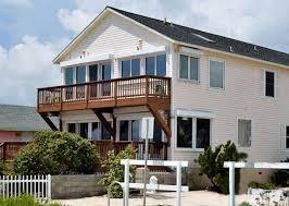 direct oceanfront beach house