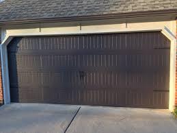 norman garage doorDiscount Garage Door  New Sonoma Ranch Door Adds Style and Safety