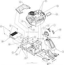 Troy bilt 13ac21jd011 tb30r hydro 2017 parts diagram for fender