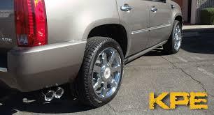 cadillac truck 2014. 2007 u2013 2014 cadillac escaladegmc denali dual exhaust tip truck