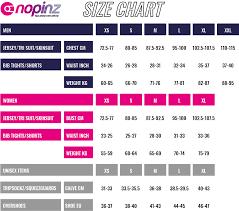 Vs Pink Size Chart Size Chart Nopinz