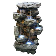 full size of small tabletop water fountain pump alpine five level rock pond waterfall indoor outdoor