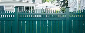 Image Pvc Fence Company Nj Pvc Vinyl Fence 35 Colors And Woodgrains Illusions