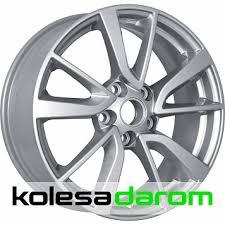 Купить колесный диск <b>КиК Серия Реплика КС699</b> (ZV 17_ Audi A4 ...