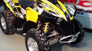 SPECIFICATION OF CAN-AM/ BRP Renegade 800 2007   Motorcycle Specs ...