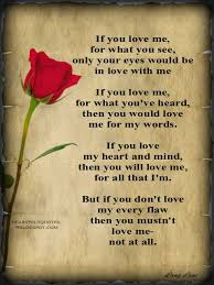 Love Me Quotes Adorable If You Love Me Heartfelt Love And Life Quotes