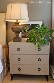 Ikea Hack Nightstand Ikea Hack Fabric Covered Trysil Chest Driven By Decor