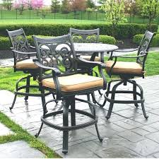 awesome counter height patio table and patio umbrellas on best and wrought iron patio furniture counter