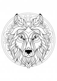 Mandalas Free Printable Coloring Pages For Kids