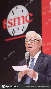 Morris Chang Chairman Tsmc Taiwan Semiconductor Manufacturing Company  Limited Attends – Stock Editorial Photo © ChinaImages #241408220