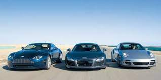 No list of supercars would be complete without some edition of the renowned bugatti veyron. Tested 2008 Audi R8 Vs Aston Martin Vantage Vs Porsche 911 Turbo