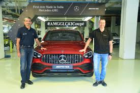 Sell your used maruti suzuki swift, toyota innova, mahindra scorpio, mg hector, hyundai i10 & more with olx india. Mercedes Benz Starts Local Production Of Amg In India The Nfa Post