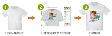 Make Your Shirt Custom Gifts Design Your Own Custom Clothes Customized Gifts