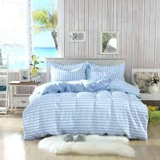 blue striped duvet cover clothes spreadblue blue and white striped king size duvet cover