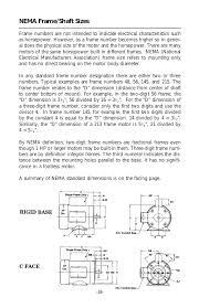 Dimensions Nema 23 The Adjustable Motor Base Style B Nema