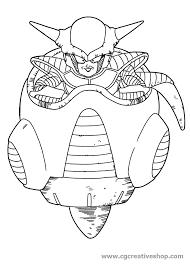 Freezer Dragon Ball Disegno Da Colorare
