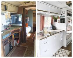 Airstream Interior Design Minimalist Awesome Design Ideas
