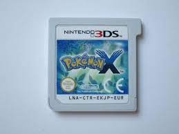 3DS-Spiel Pokemon X