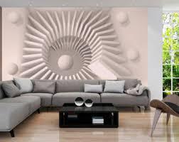 Small Picture Photo Wallpaper Wall Murals Non Woven 3D Modern Art Optical