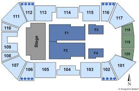 Ralston Arena Tickets And Ralston Arena Seating Chart Buy