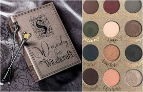 this magical eyeshadow palette is a wizarding dream e true