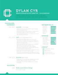 Resume Dylan Cyr