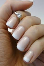 Elegant French Manicure Designs 50 Awesome French Tip Nails To Bring Another Dimension To