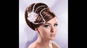 Einfache Hochzeit Frisuren Lange Haare Youtube