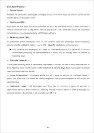 Absence From School Letter Leave Request For Funds Template