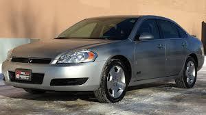 2008 Chevrolet Impala SS - 5.3L V8, Leather, Alloy Wheels, Heated ...