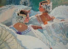sprague art is dedicated to distributing high quality giclee reions of al sprague artwork including panama polleras market vendors fishermen
