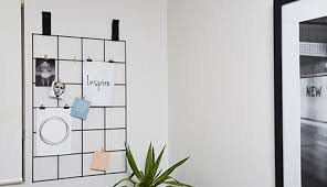 Velcro Memo Board DIY wire mesh memo board Bunnings Warehouse 89