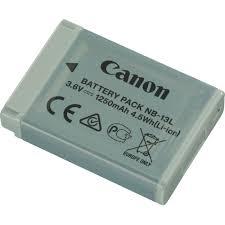 <b>Canon</b> Akku <b>NB</b>-<b>13L</b> Li-Ion Battery <b>Серый</b>, Techinn