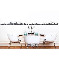 wall decal tattoo with singapore