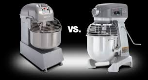 spiral mixers how to select the right one for the job