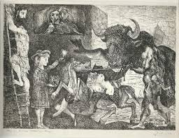 greek mythology essays the skinny hannah dela cruz abrams cultural  essays matisse picasso and greek mythology fig 7 picasso minotauromachy 1935 etching one of the 30