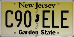 new car registration release datesVehicle registration plates of New Jersey  Wikipedia