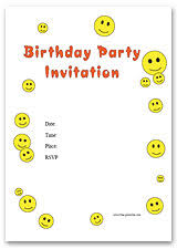 free birthday invitation template for kids free birthday invitations templates for kids delli beriberi co