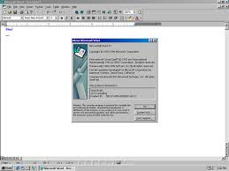 word easter egg take a look back at microsoft word easter eggs page 10 techrepublic