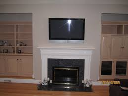 full size of mount tv over fireplace intended for charming above fireplace pull