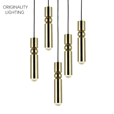 Fulcrum Light Us 88 11 11 Off Fulcrum Light 5 Piece Chandelier Chrome Small Lamp Simple Iron Bar Restaurant Cafe Table Villa Office Minimalist Pandent Lights In