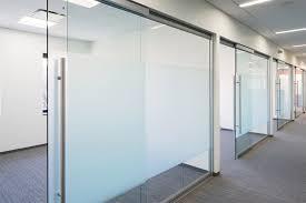 glass office door. Interior Office Sliding Glass Doors Door F