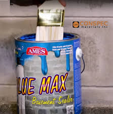 ames blue max. Ames Blue Max Waterproofing Can 1 Gallon Tampa Florida Hurricane Protection Block Wall Foundation A