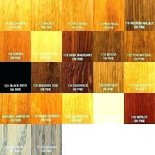 Valspar Wood Stain Color Chart Solid Wood Stain Thelamenetwork Co
