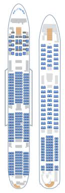 Aircraft Seat Map Wikipedia